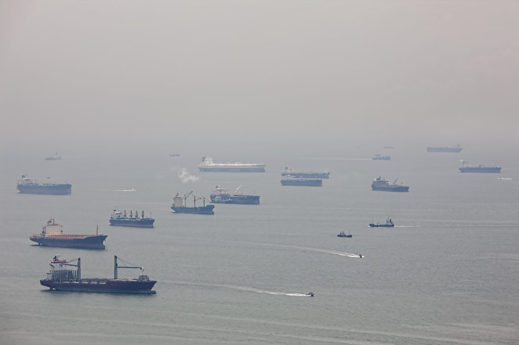 Maritime traffic and fleet monitoring
